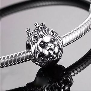 Pandora Jewelry - 791377 Retired Pandora King of The Jungle Charm